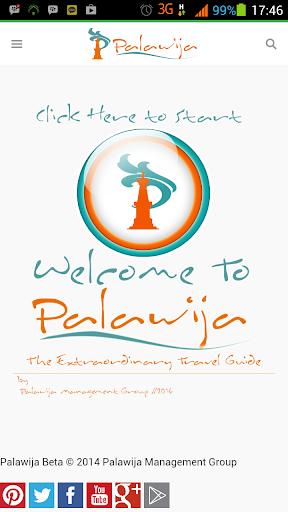Palawija Tourism