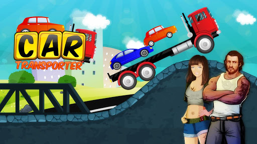 Car Transporter - screenshot