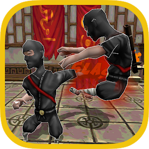 Ninja Fight 3D for PC and MAC