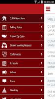 Screenshot of CUNA Advocacy