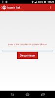 Screenshot of Desprotetor de Links