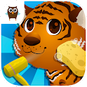 Baby Animal Zoo Care icon