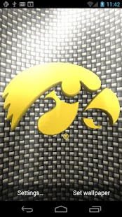 Iowa Hawkeyes Live WPs- screenshot thumbnail