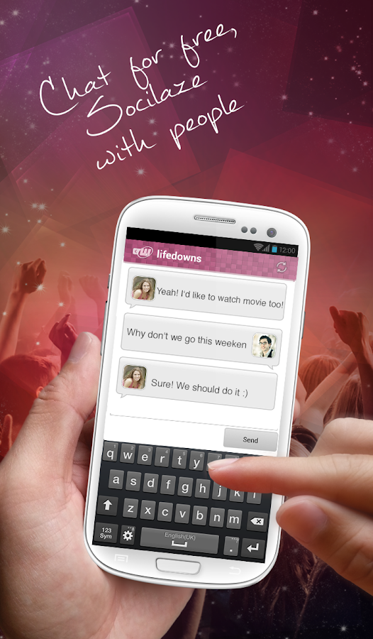 Waplog Chat Dating Meet Friend - screenshot