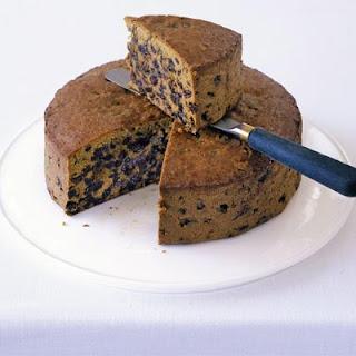 Gingery Christmas Cake Recipe