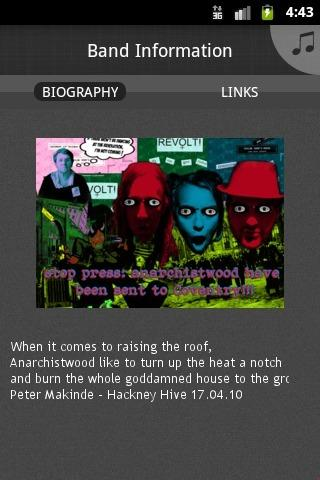 thee real anarchistwood - screenshot