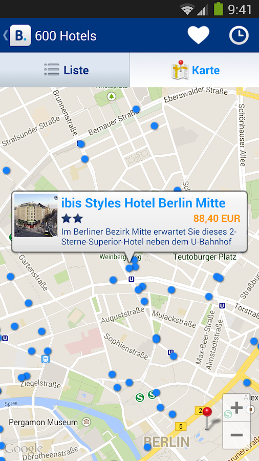 Booking.com – 430.000+ Hotels - screenshot