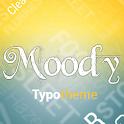 Moody Typo Theme icon