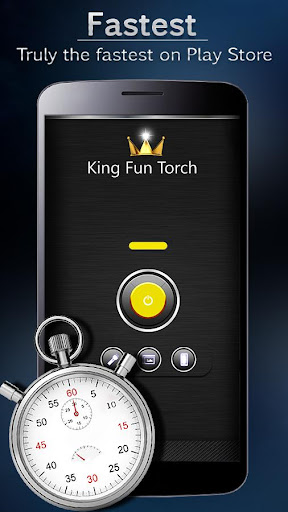 【免費工具App】King Flashlight: LED Torch-APP點子