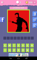 Screenshot of Guess The Shadow Quiz