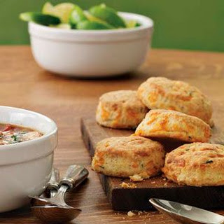 Chive-Cheddar Biscuits