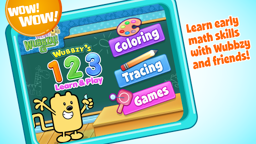 Wubbzy's 123 Learn Play