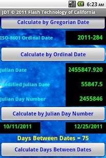 Julian Date Tool Pro - screenshot thumbnail
