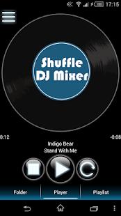 Shuffle DJ Mixer