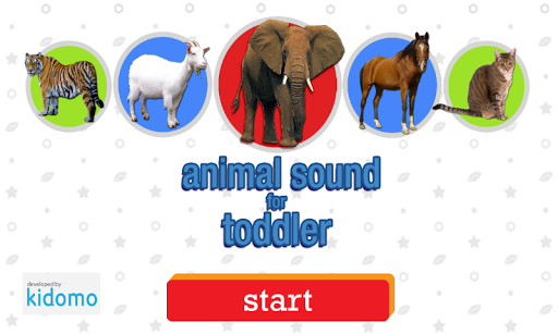 Animal Sound for Toodler