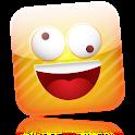 超級爆笑圖 logo