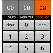 Countdown Timer + Stopwatch