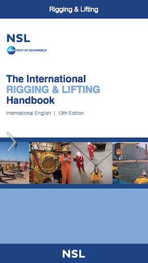 Rigging and Lifting