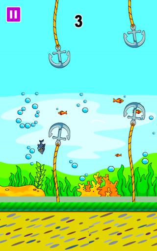 免費益智App|Shark Tank Swim Anchor Flow|阿達玩APP