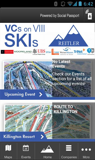 VCs on Skis