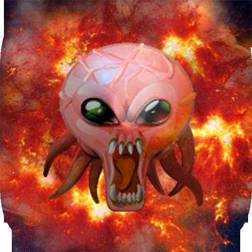 冒险の宇宙戦争 LOGO-HotApp4Game
