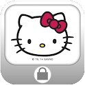 Hello Kitty Screen Lock icon