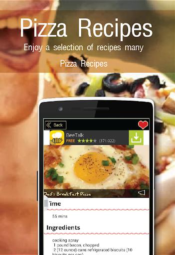 玩免費生活APP|下載ピザのレシピを無料で app不用錢|硬是要APP