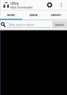 Ultra Mp3 Downloader