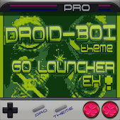 Droid-Boi GO Launcher EX Theme