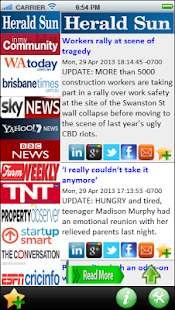 World Today - screenshot thumbnail