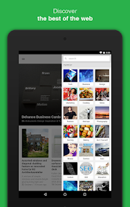 Feedly. Your news reader. v19.1.0