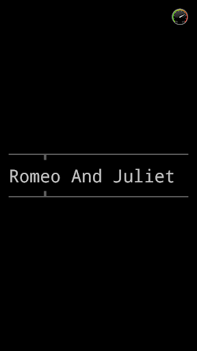 Romeo And Juliet in 50 minutes