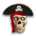 Pirate Hangman logo