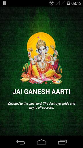 Jai Ganesh Jai Ganesh Aarti