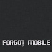 Forgot mobile