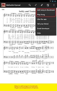 Methodist Hymnal- screenshot thumbnail