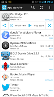App Watcher - screenshot thumbnail