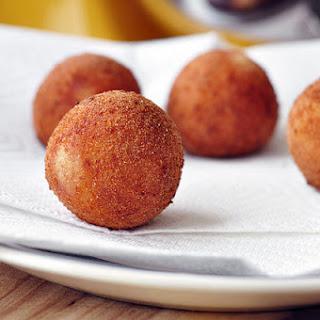 Cuban Potato Balls (Papas Rellenas).