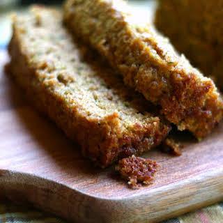 Zucchini Bread.