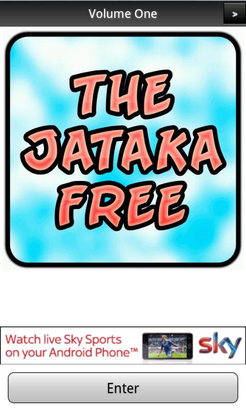 The Jataka Volume 1 FREE - screenshot