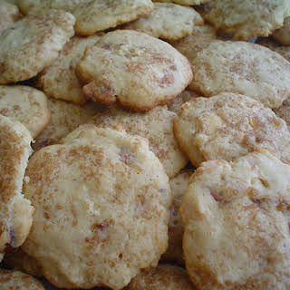 Salty Dried Fruit Cookies.