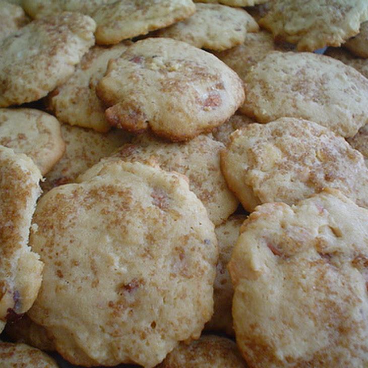 Salty Dried Fruit Cookies
