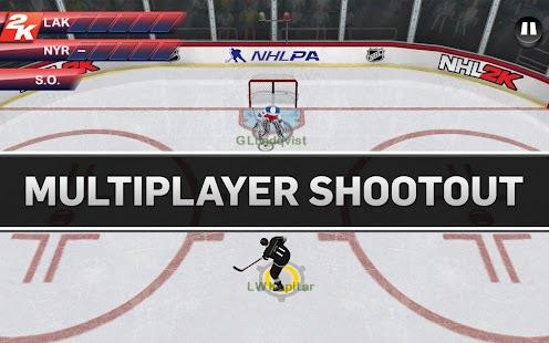 NHL 2K Screenshot 12
