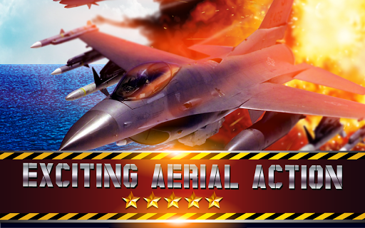 F16 3D Super Sonic Fighter