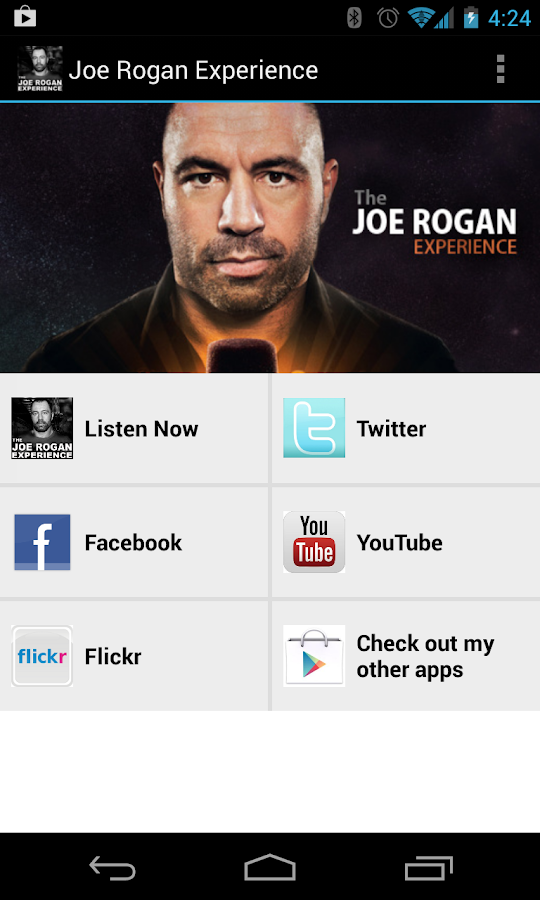 Joe Rogan Experience- screenshot