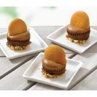 Chocolate-Peanut Butter Bonbons.