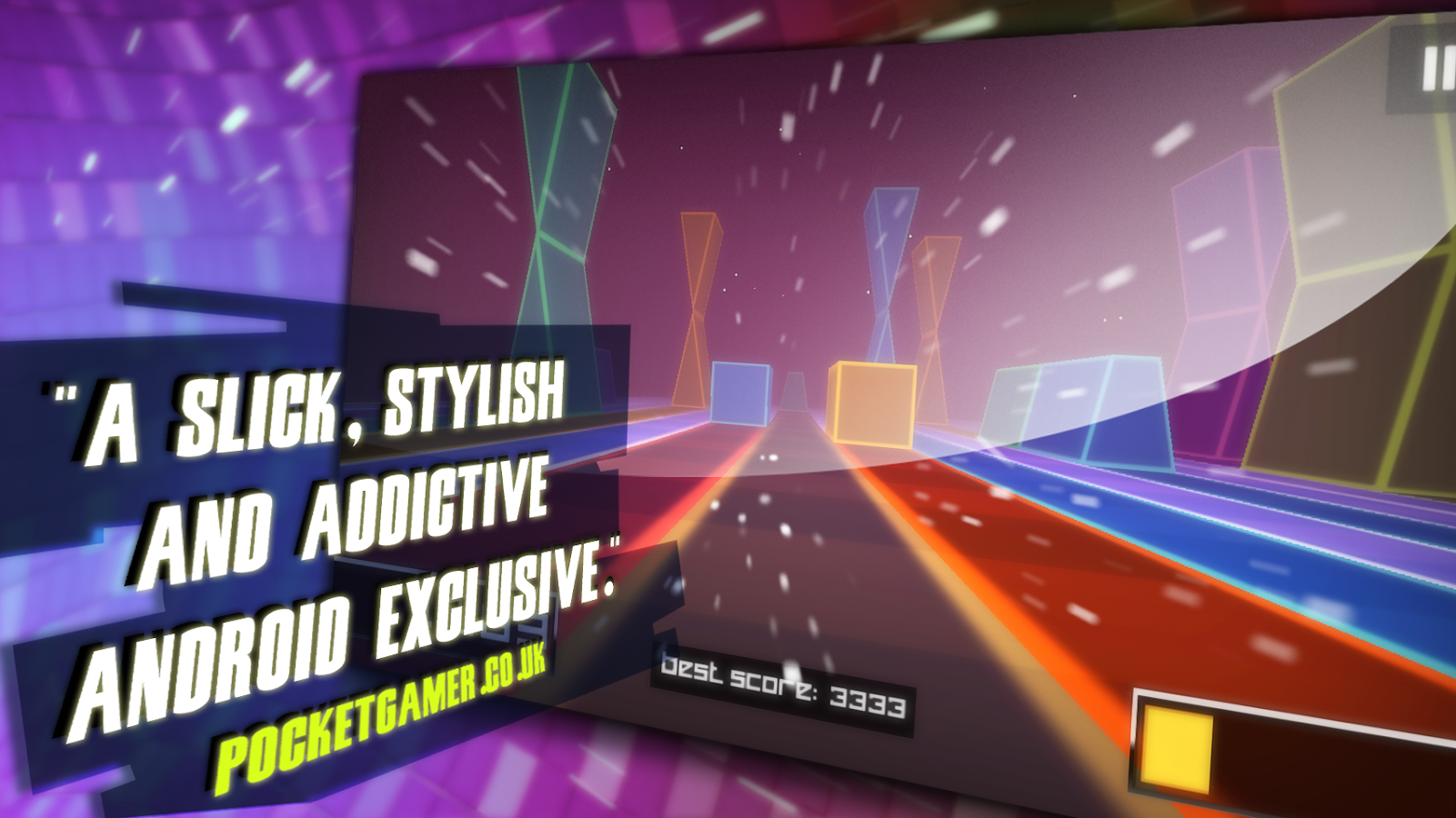 SpeedX 3D - screenshot