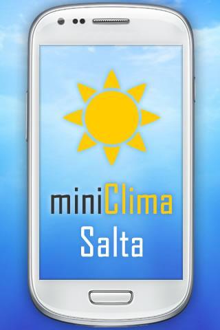 miniClima Salta