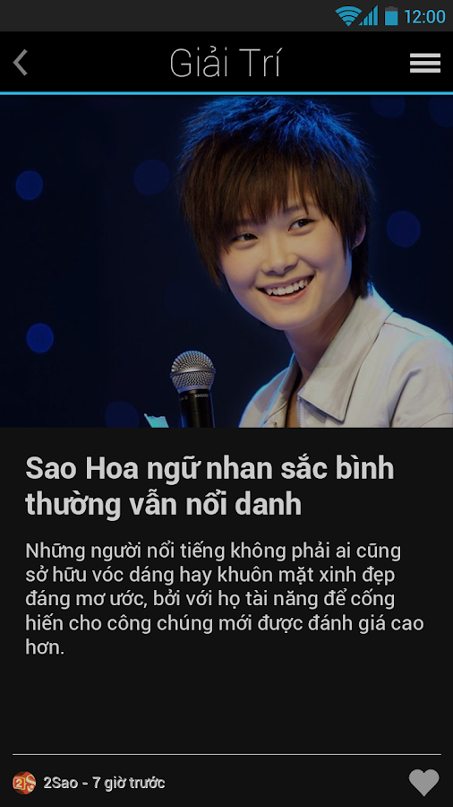 Báo Mới - Doc Bao Sieu Dep- screenshot