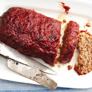 Fatted Calf's Meatloaf.